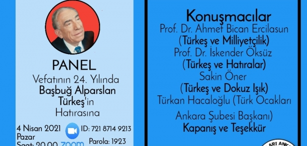 Panel: Başbuğ Türkeş