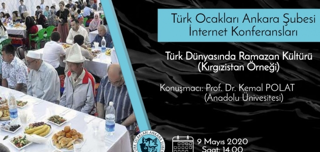 Konferans: Türk Dünyasında Ramazan Kültürü