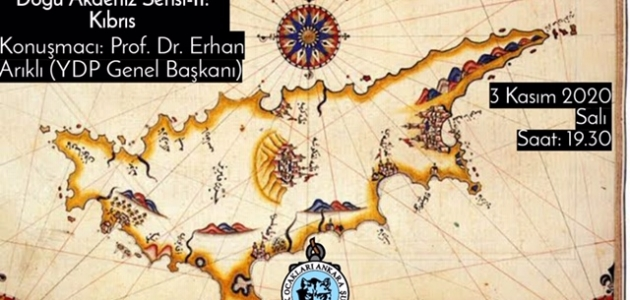 Konferans: Doğu Akdeniz Serisi -II Kıbrıs