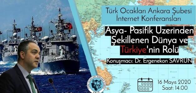 İnternet Konferansı: Asya Pasifik