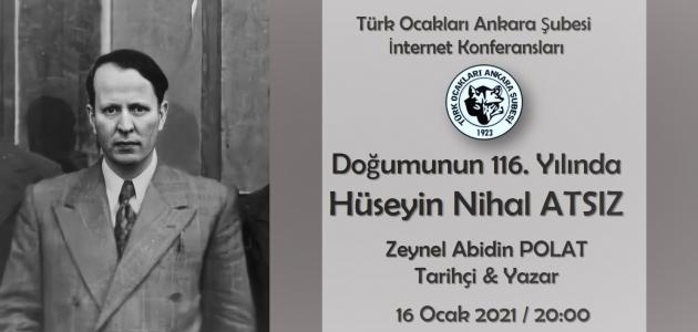 Konferans: Nihal ATSIZ