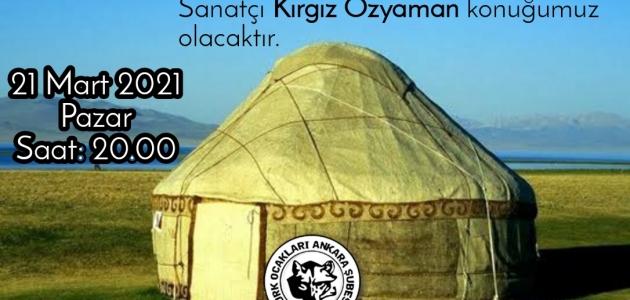 Nevruz Konseri: Kırgız Özyaman